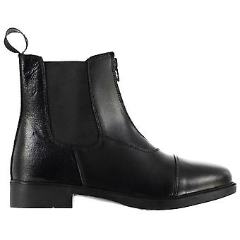 Just Togs Womens Texas Jodhpur Boots Shoes