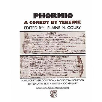Phormio by Terence - 9780865160033 Book