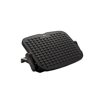 Ergonominen jalkatuki iggual IGG316122 40 /32 /18 (45 x 36 cm) Musta