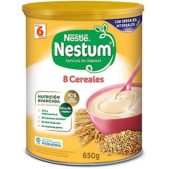 Nestlé Papillas Nestum 8 Cereals 6+ Months 650 gr