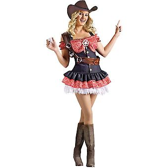 Western Sheriff Adult kostyme
