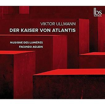 Der Kaiser Von Atlantis [CD] USA import