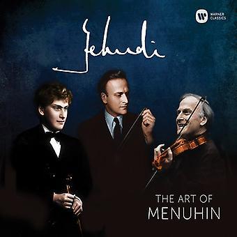 Yehudi Menuhin - Yehudi - the Art of Menuhin [CD] USA import
