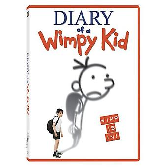 Diary of a Wimpy Kid [DVD] USA import