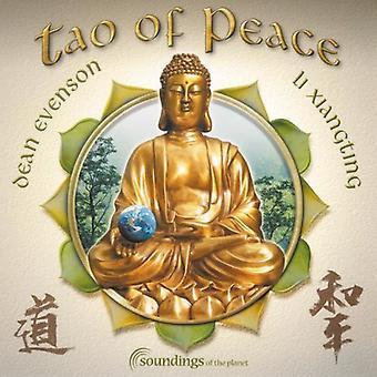 Evenson/Xiangting - Tao of Peace [CD] USA import