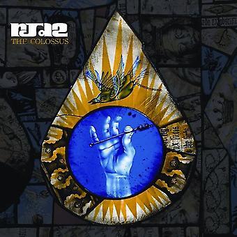 Rjd2 - Colossus [CD] USA import