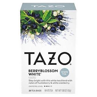 Tazo valkoinen marjakukka tee