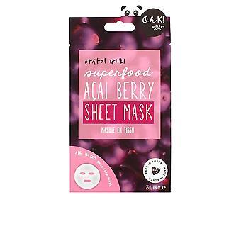 Oh K! Acai Sheet Mask For Women