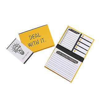 CGB Giftware Strictly Business Mini Sticky Note Set