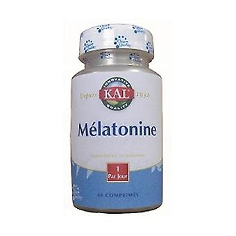Melatonine 60 tabletten (1mg)