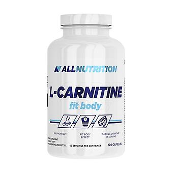 L-Carnitine Fit Body 120 capsules