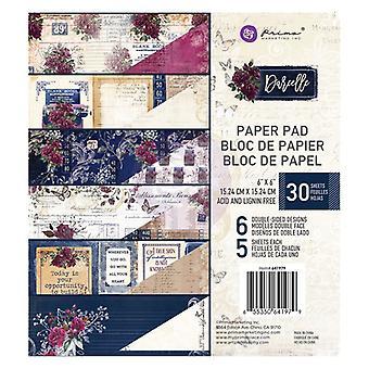 Prima Marketing Darcelle 6 x 6 Zoll PapierPad