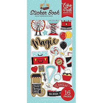 Echo Park Remember The Magic Sticker Book