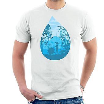 Kaskade Misty und Starmie Männer's T-Shirt
