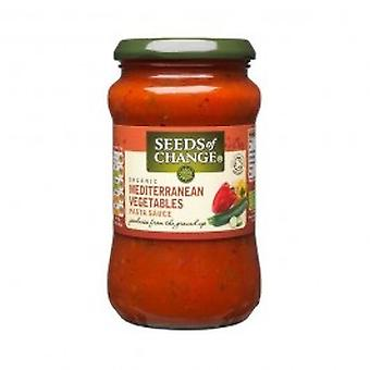 Seeds Of Change - Mediterranean Vegetable Pasta Sauce