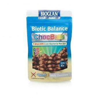 Bioglan - biótico Balance leche ChocBalls 30 porciones