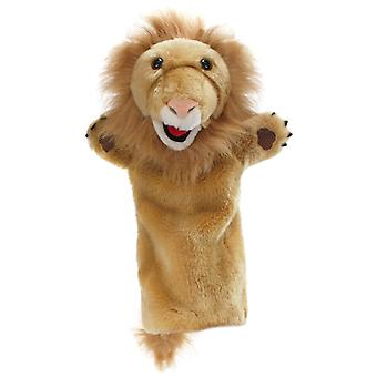 Puppet selskapet langermet hansker marionett løven