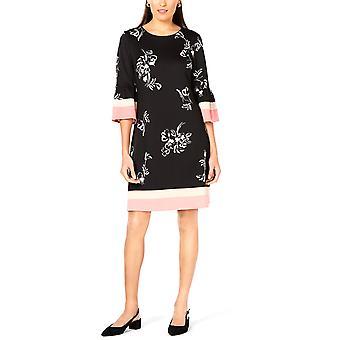 Alfani | Printed Scuba Dress