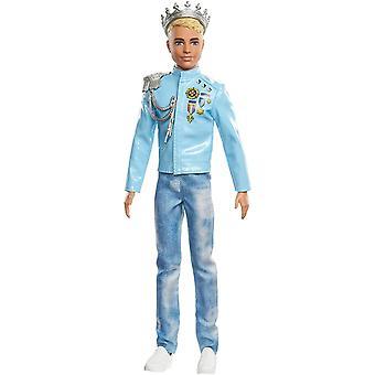 Barbie hercegnő kaland herceg ken baba
