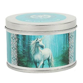 Anne Stokes Forest Unicorn Candle