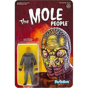 Universal Monsters Reaction Figures - Mole Man USA import