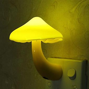 Mushroom Shape Led Night Lamp With Sensor