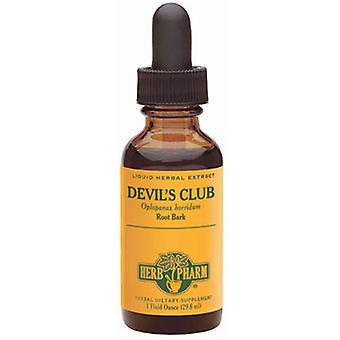 Herb Pharm Devil's Club Extract, 1 Oz