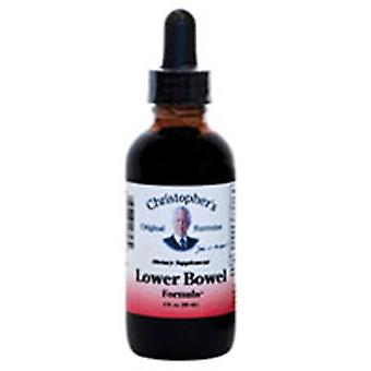 Dr. Christophers Formulas Lower Bowel Extract, 2 OZ