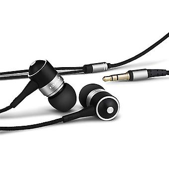 Awei ES-Q3 Universal Braid Wire Cable Noise Cancelling Bass Earphone