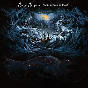 Sturgill Simpson - en seglare Guide till jorden (180 Gram Christians [Vinyl] USA import