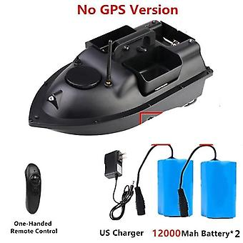 Gps 500m Remote Control Rc Fishing Bait Boat, Auto Cruise  Control 2.4g 2kg