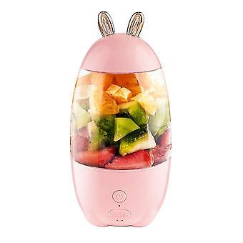 Mélangeur portable de smoothie de fruits électriques de juicer, extracteur usb rechargeable