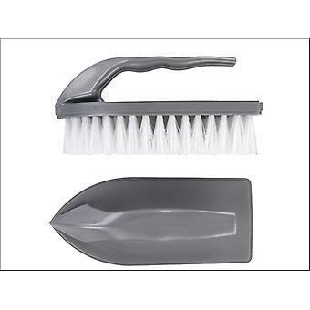 Elliott Iron Shaped Scrub Brush+Handle 10F00146