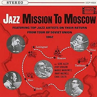Zoot Sims - Jazz Mission to Moscow [CD] USA import