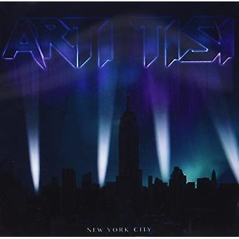Arti Tisi - importation USA New York City [CD]