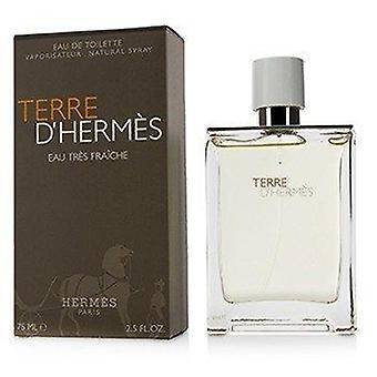 Terre D'Hermes Eau Tres Fraiche Eau De Toilette Spray 75ml or 2.5oz