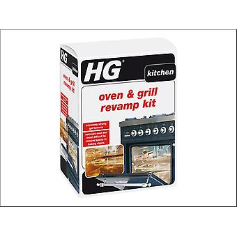 HG Oven & Grill Soaking Gel 0.6L
