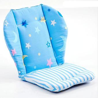 Kids High Chair Cushion Cover Removable Mat Feeding Seat Folding Cover Booster