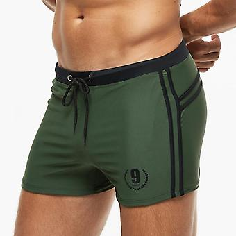 Men's Swimwear Swim Suits Boxer Shorts Swim Trunks Swimsuit