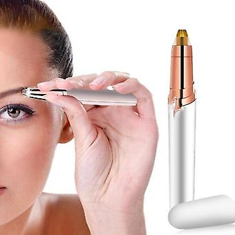 Eyebrow Epilator, Profissional Eye Brow Trimmer For Rasoir