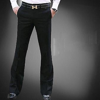 Men's Flared Trousers, Formal Pants, Bell Bottom Dance, Suit Formal Pant