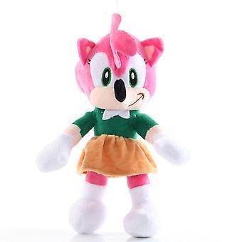 Sonic Plush Doll Soft Stuffed Birthday Best