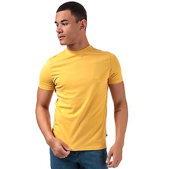 T-shirt Henri Lloyd homme-apos en jaune