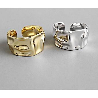Sterling Zilver Trendy Ring