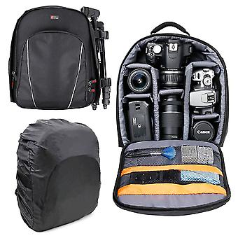 Duragadget 14 inch padded camera rucksack backpack bag - compatible with canon eos & powershot range