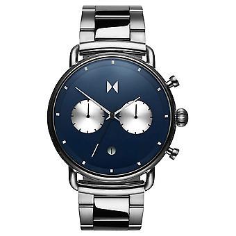Mens Watch Mvmt D-BT01-BLUS, Quartz, 47mm, 10ATM