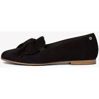 Schwarze Low Heel Schuhe