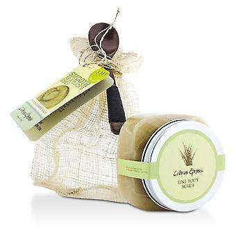 Farmhouse Fresh Fine Sea Salt Body Polish - Citrus Grass 255g/9oz