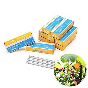 10000pcs Staple Pin, Binder Nail-tapetool Tapener For Garden