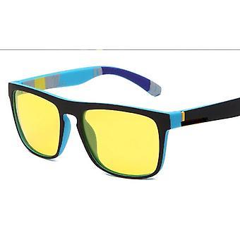 Polarisierte Computerbrille Nachtsichtlicht Blockierschutz Uv400